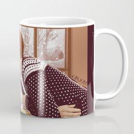 """"""" Warm kisses """" Coffee Mug"""