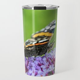 Butterfly V Travel Mug