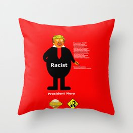 Promises Made. Promises Kept. Throw Pillow