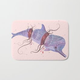 The Universe is a Dolphin Bath Mat