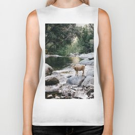 goat creek Biker Tank