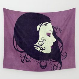 Violet Paragon | Poison Wall Tapestry