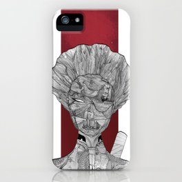 Fiercing Bride iPhone Case