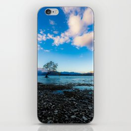 New Zealand Wanaka Tree iPhone Skin