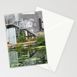 Hackney Reflection Stationery Cards