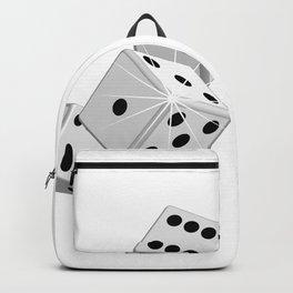 Dice gambling game Backpack