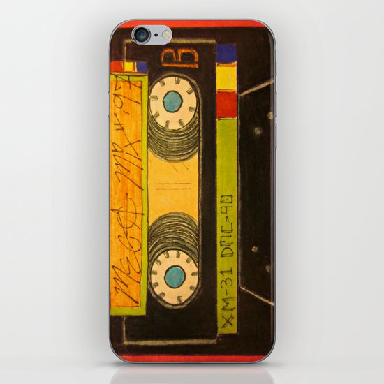 """It Ain't So Bad"" iPhone & iPod Skin"