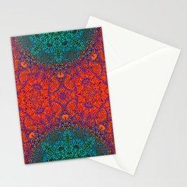 Mehndi Ethnic Style G351 Stationery Cards