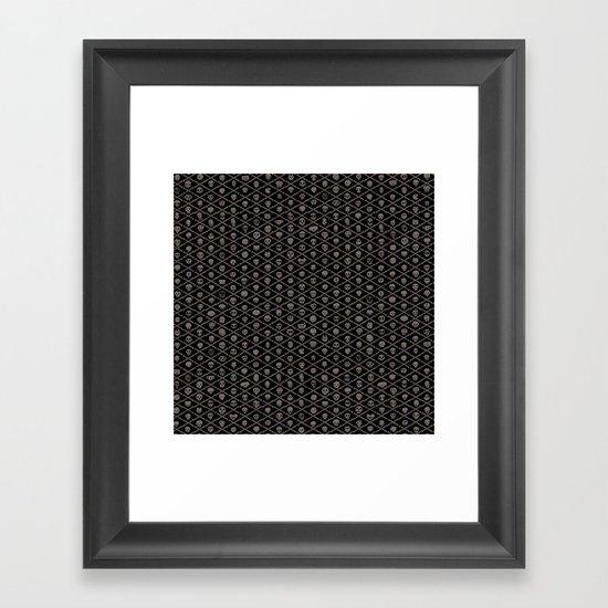 Pick Your Poison Framed Art Print