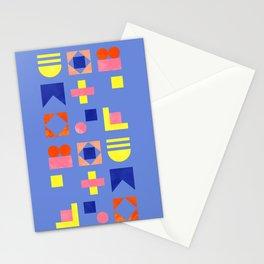 Geometry- pattern no1 Stationery Cards