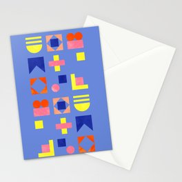Geometry- pattern no1 Stationery Cards