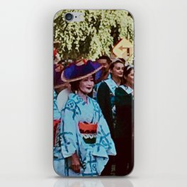 Festival Day iPhone Skin