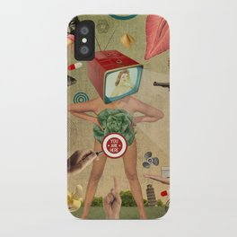 Xposed Collection -- Tamed iPhone Case