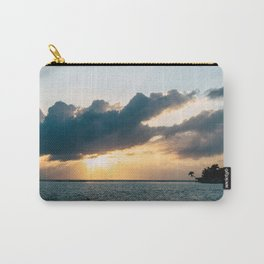 Island Sunset Carry-All Pouch