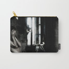 Silent Cries Carry-All Pouch