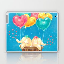 give hearts Laptop & iPad Skin