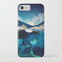 Midnight Water iPhone Case