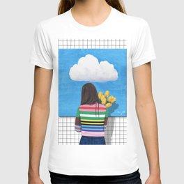 Spring Rain_ver1 T-shirt