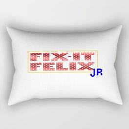Fix It Felix Jr Rectangular Pillow