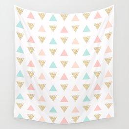 Geometric pattern 009 Wall Tapestry