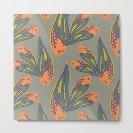 pina flower Metal Print