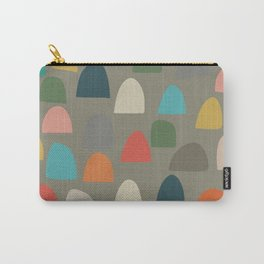 Modern Gumdrops Carry-All Pouch