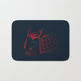Secrets of the Samurai Bath Mat