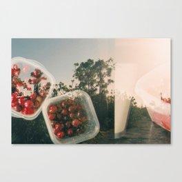 cherry Bomb. Canvas Print