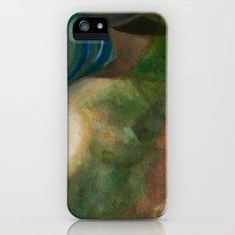 Internal Landslide iPhone Case