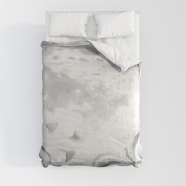 Fading Roses Silver Lining Comforters