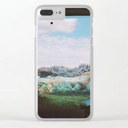 SVNVVTN Clear iPhone Case