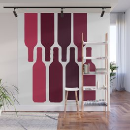 wine all hours Wall Mural