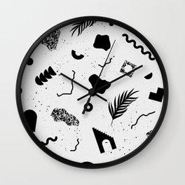 Things Wall Clock