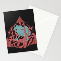 NightCroaking Stationery Cards