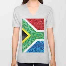 South Africa Unisex V-Neck
