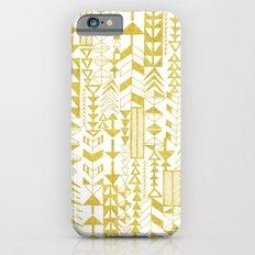 Golden Doodle arrows Slim Case iPhone 6s