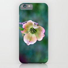 Light Yellow & Pink Dogwood iPhone 6s Slim Case