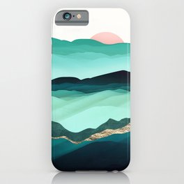 Summer Hills iPhone Case