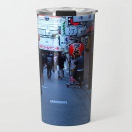 Shinjuku Alleyway Travel Mug
