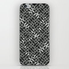 Black and White Design iPhone & iPod Skin