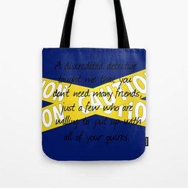 Sherlock's Wisdom2 Tote Bag