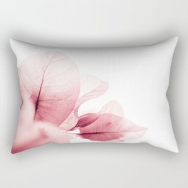 Flowers flash Rectangular Pillow