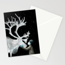 The Ice Garden Stationery Cards