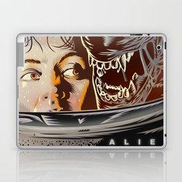 Alien - Movie  Poster Laptop & iPad Skin