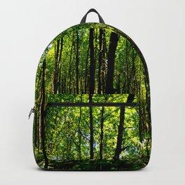 Green breeze Backpack