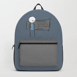 Regular Person Backpack