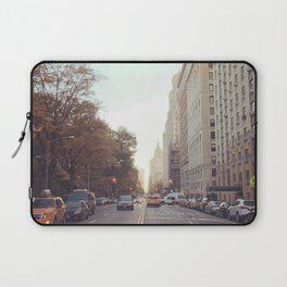 The Park and the City Laptop Sleeve