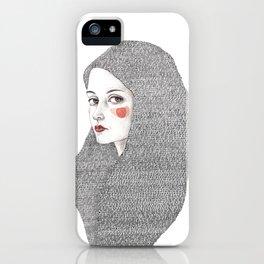 Zanna iPhone Case