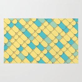 Abstract Construction XIX (tiles) Rug