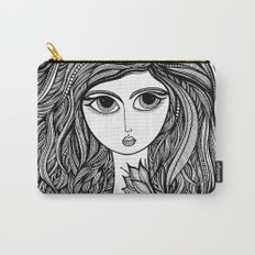 Lucille Carry-All Pouch